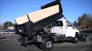 2005 Chevy C4500 Duramax Diesel Dump - YouTube