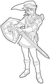 We have collected 40+ zelda coloring page images of various designs for you to color. Free Zelda Coloring Pages Coloring Pages For Kids Coloring Pages Colouring Pages