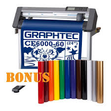 Best Vinyl Cutter Top 24 Best Graphtec 24 Quot CE24 Desktop Vinyl Cutter Plotter With 23