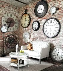 large wall clocks contemporary decorative wall clocks plus hanging wall clock plus iron wall clock plus