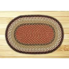 braided jute rugs burdy mustard oval rug capitol earth uk