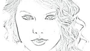 taylor swift coloring pages taylor swift and selena gomez coloring pages