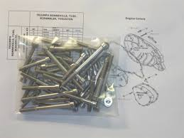 hinckley triumph bonneville t thruxton engine casings stainless exploded diagram enclosed to assist assembly
