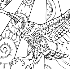 amazing birds cool coloring book birds