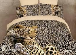 amazing leopard print 4 piece bedding sets duvet cover bedding sets animal print duvet cover sets