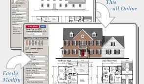 Home Design, Create New Design Your Own Home Architecture With Free Online  Floor Planner You Can Give Color For Each Room Like Kitchen Living Room ~  Design ...