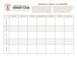 Weight Loss Log Chart Edit Fill Sign Online Handypdf