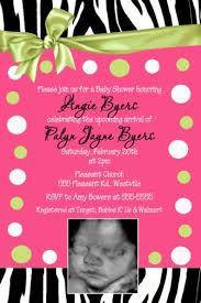 Pink Zebra Baby Shower Invitations U2013 GangcraftnetPink Zebra Baby Shower Invitations