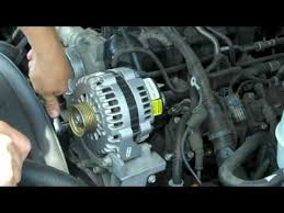 how to replace install alternator gmc yukon denali tahoe how to replace install alternator 2004 gmc yukon denali tahoe sierra silverado 99 05