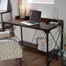 industrial home office desk. Industrial Home Office Desk Furniture Supplies Lighting Baxton Studio Greyson Vintage Amazoncom Whole Interio Full Size L