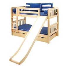 bunk bed with slide and tent. Slide For Loft Bed Queen With Tent And Bunk .