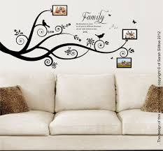 ideal family tree vinyl wall decal
