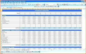 Amortization Schedule Excel Template And Student Loan Excel Template