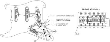 fender guitar wiring diagram wiring diagram and schematic design humbucker pick up large fender strat wiring diagram ground fender stratocaster pickguard loaded