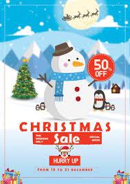 Christmas Flyer Templates Christmas Brochure Templates Free Sale Psd Flyer Design