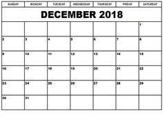 template calendar word 13 best december calendar 2018 printable template images 2018