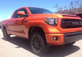 2015 Toyota Tundra TRD Pro: the Thinking Man's Toy [First ...