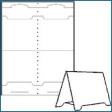 Microsoft Office Table Tent Template Table Tent Template Free Printable 502
