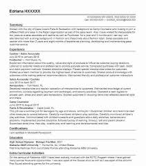 Camp Counselor Resume New Summer Camp Counselor Resume Sample Counselor Resumes LiveCareer