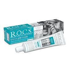 Купить <b>Гель</b> для зубов `R.O.C.S.` PRO <b>Блеск и</b> отбеливание 74 г ...
