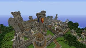 Minecraft Castle Xbox 360