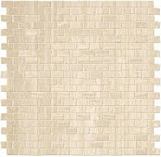 <b>Мозаика FAP CERAMICHE ROMA</b> TRAVERTINO BRICK MOSAICO ...