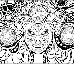 Trippy Coloring Pages Coloring Pages Coloring Pages Coloring Pages