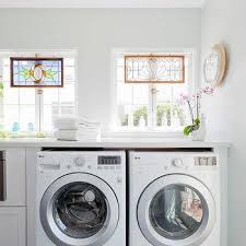Under counter washer dryer Zybrtooth Enclosed Washer And Dryer Below Windows Decorpad Under Counter Washer Dryer Design Ideas