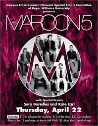 Concert Poster Design Dans Graphic Design Concert Poster Design Maroon 5