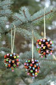 Pine Cone Christmas Tree Fine Motor Activities  The Imagination TreePine Cone Christmas Tree Craft Project