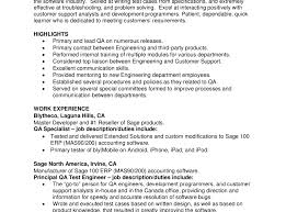 98 Resume 5 Years Experience Good Resumer Example