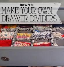 Instructions for DIY heavy duty drawer dividers - Hawk-Hill.com