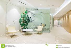 bright minimalistic office interior stock photography bright office room interior