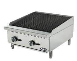 char broiler charbroiler gas countertop 24 inch 525 tamirson restaurant commercial kitchen consulting design equipment