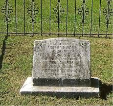 Robert Turner - Sansom Family Cemetery - Gadsden, AL - Graves Mentioning a  Cause of Death on Waymarking.com