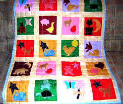 Boy's Applique Quilt Pattern - FreeApplique.com & Easy Quilt Pattern Adamdwight.com