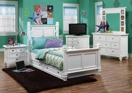 Holland House Belmar Youth Bookcase Day Bed with Louvre Panels