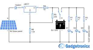 led circuit diagrams ireleast info solar powered led light circuit diagram and schematic design wiring circuit