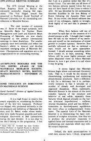 1979 Annual Meeting Summary Mrs Bulletin Cambridge Core