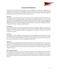 sample network proposal project proposal template 5 business project proposal example