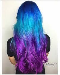 Bright Color Hair Dye Ideas