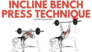 Chest Workout Chart Step By Step Bench Press Workouts