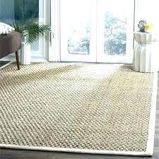 10 foot square jute rugs 8 rug handmade abstract wool fancy pixel trellis ft casual natural