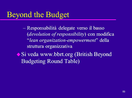 budgeting round table beyond the budget