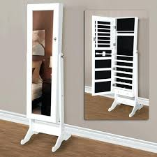 standing mirror jewelry armoire furniture jewelry box with mirror free standing jewelry for free standing mirror