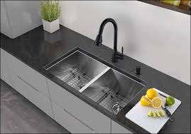 stainless steel countertop with sink luxury kitchen undermount sink double bowl with drainboard kitchen sink od