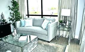grey and white living room decor ideas teal wall for