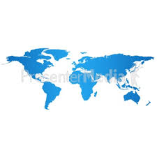 Map Of The World For Powerpoint World Map Image Free Library For Powerpoint Rr Collections