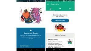 Opera VPN unter Android einrichten - so geht's - CHIP
