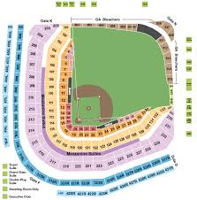 Cubs Seating Chart 2018 Chicago Cubs Home Opener Cubs 2020 Opening Day